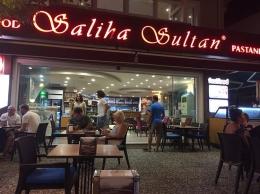 saliha sultan göcek